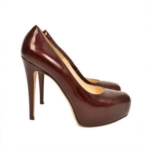 ✨HOST PICK✨ Brian Atwood Burgundy Maniac Pumps ♥️